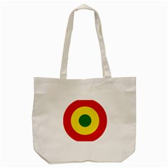 Roundel Of Bolivian Air Force Tote Bag (cream) by abbeyz71