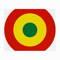 Roundel Of Bolivian Air Force Small Glasses Cloth by abbeyz71