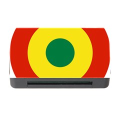 Roundel Of Bolivian Air Force Memory Card Reader With Cf by abbeyz71