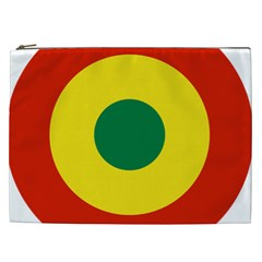Roundel Of Bolivian Air Force Cosmetic Bag (xxl)