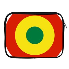Roundel Of Bolivian Air Force Apple Ipad 2/3/4 Zipper Cases by abbeyz71