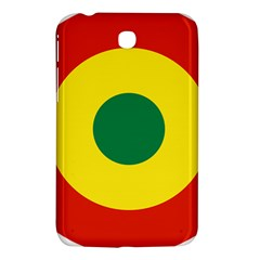 Roundel Of Bolivian Air Force Samsung Galaxy Tab 3 (7 ) P3200 Hardshell Case  by abbeyz71