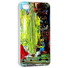 Dscf2262   Point Of View   Part3 Apple Iphone 4/4s Seamless Case (white) by bestdesignintheworld