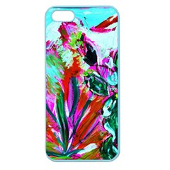Dscf1472   Copy   Blooming Desert With Red Cactuses Apple Seamless Iphone 5 Case (color) by bestdesignintheworld