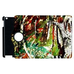 April      Birds Of Paradise Apple Ipad 3/4 Flip 360 Case by bestdesignintheworld