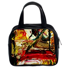 Dscf2283   Mountain Landscape Classic Handbags (2 Sides)