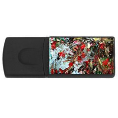 Dscf2312 Eden Garden 2 Rectangular Usb Flash Drive by bestdesignintheworld