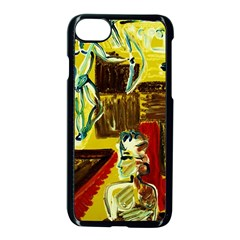 Dscf1482   Ancient Geomenty Apple Iphone 8 Seamless Case (black)