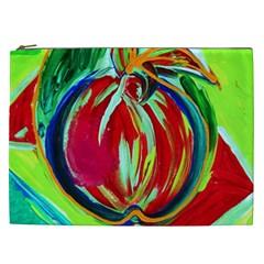 Dscf1458   Fruits Geometry Cosmetic Bag (xxl)  by bestdesignintheworld