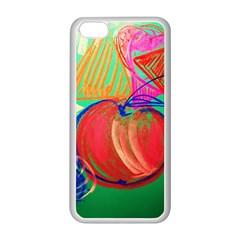 Dscf1425 (1)   Fruits And Geometry 2 Apple Iphone 5c Seamless Case (white) by bestdesignintheworld