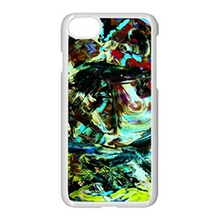 Dscf3082   Sphinx And Wheel Of Time Apple Iphone 7 Seamless Case (white) by bestdesignintheworld