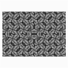 Modern Tribal Bold Pattern Large Glasses Cloth (2 Side) by dflcprints