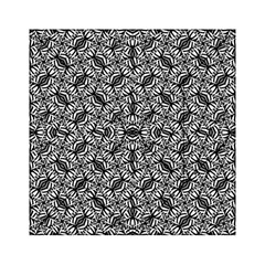 Modern Tribal Bold Pattern Acrylic Tangram Puzzle (6  X 6 ) by dflcprints