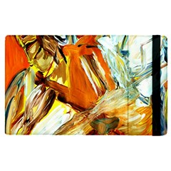 Dscf1503   With Themis On A Shade Apple Ipad Pro 9 7   Flip Case by bestdesignintheworld