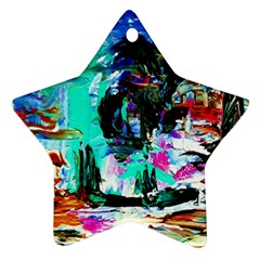 Dscf3313   Jerusalem   Gates Of Haven Ornament (star) by bestdesignintheworld