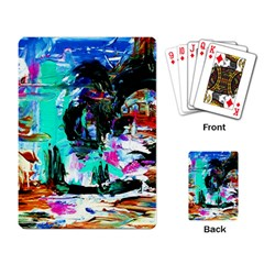 Dscf3313   Jerusalem   Gates Of Haven Playing Card by bestdesignintheworld