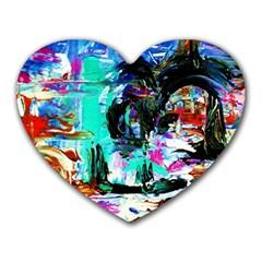 Dscf3313   Jerusalem   Gates Of Haven Heart Mousepads by bestdesignintheworld