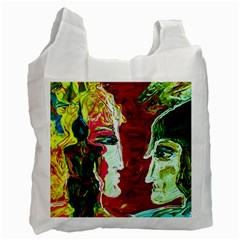 Dscf1676   Roxana And Alexander Recycle Bag (two Side)  by bestdesignintheworld
