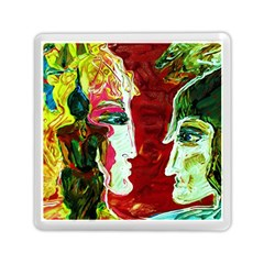 Dscf1676   Roxana And Alexander Memory Card Reader (square)  by bestdesignintheworld