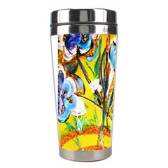 Dscf1422   Country Flowers In The Yard Stainless Steel Travel Tumblers by bestdesignintheworld
