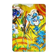 Dscf1422   Country Flowers In The Yard Samsung Galaxy Tab 2 (10 1 ) P5100 Hardshell Case  by bestdesignintheworld