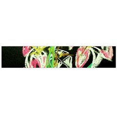 Dscf1389   Lillies In The Vase Large Flano Scarf  by bestdesignintheworld