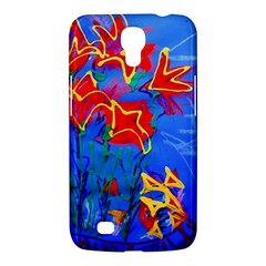 Dscf1433   Red Lillies Samsung Galaxy Mega 6 3  I9200 Hardshell Case by bestdesignintheworld