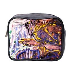Dscf1627   Old Harpist Mini Toiletries Bag 2 Side by bestdesignintheworld