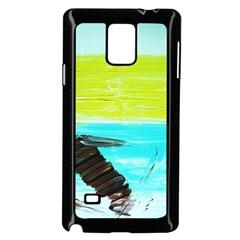 Dscf3214   Skier Samsung Galaxy Note 4 Case (black)
