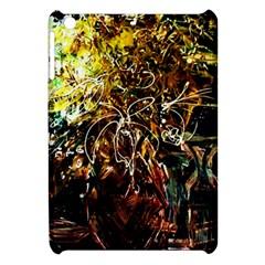 Dscf3438   Golden Flowers In Ceramics Apple Ipad Mini Hardshell Case by bestdesignintheworld