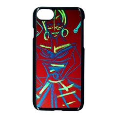 Dscf1442   Californian Girl Apple Iphone 7 Seamless Case (black) by bestdesignintheworld