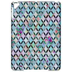 Rhomboids Flower Of Life Paint Pattern Apple Ipad Pro 9 7   Hardshell Case by Cveti