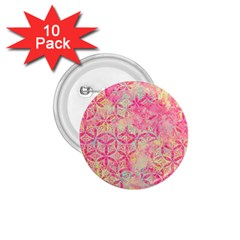 Flower Of Life Paint Pattern 08jpg 1 75  Buttons (10 Pack) by Cveti