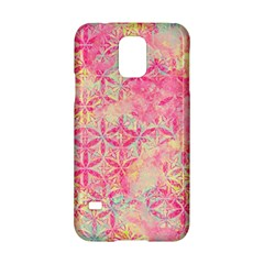 Flower Of Life Paint Pattern 08jpg Samsung Galaxy S5 Hardshell Case  by Cveti