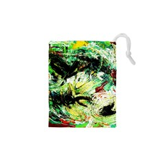 In The Nest And Around 4 Drawstring Pouches (xs)