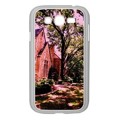 Hot Day In  Dallas 6 Samsung Galaxy Grand Duos I9082 Case (white) by bestdesignintheworld