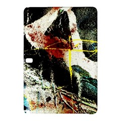 Egg In The Duck   Needle In The Egg Samsung Galaxy Tab Pro 12 2 Hardshell Case by bestdesignintheworld