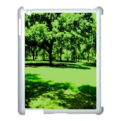 Lake Park 13 Apple Ipad 3/4 Case (white) by bestdesignintheworld