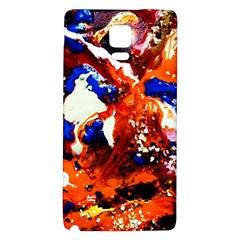 Smashed Butterfly 1 Galaxy Note 4 Back Case by bestdesignintheworld