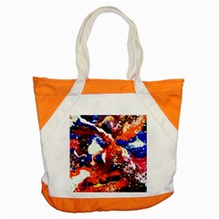 Smashed Butterfly 1 Accent Tote Bag