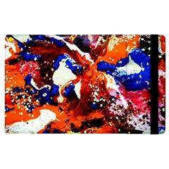 Smashed Butterfly 1 Apple Ipad 2 Flip Case by bestdesignintheworld