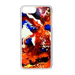 Smashed Butterfly 1 Apple Iphone 8 Plus Seamless Case (white)