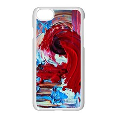 Dscf2258   Point Of View1/1 Apple Iphone 8 Seamless Case (white)