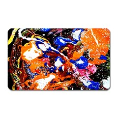 Smashed Butterfly Magnet (rectangular) by bestdesignintheworld