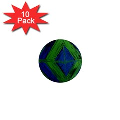 Point Of Equilibrium 5 1  Mini Magnet (10 Pack)  by bestdesignintheworld