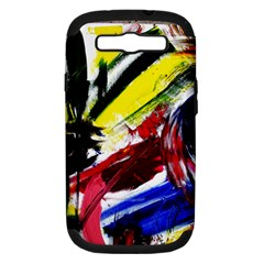 Lets Forget The Black Squere 2 Samsung Galaxy S Iii Hardshell Case (pc+silicone) by bestdesignintheworld