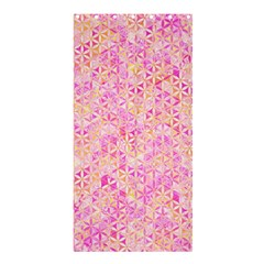 Flower Of Life Paint Pattern 9 Shower Curtain 36  X 72  (stall)  by Cveti