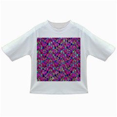 Flower Of Life Paint Pattern 10 Infant/toddler T Shirts