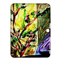 House Will Be Built 4 Samsung Galaxy Tab 4 (10 1 ) Hardshell Case  by bestdesignintheworld