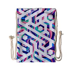 Prosa Drawstring Bag (small) by ojonomadastore